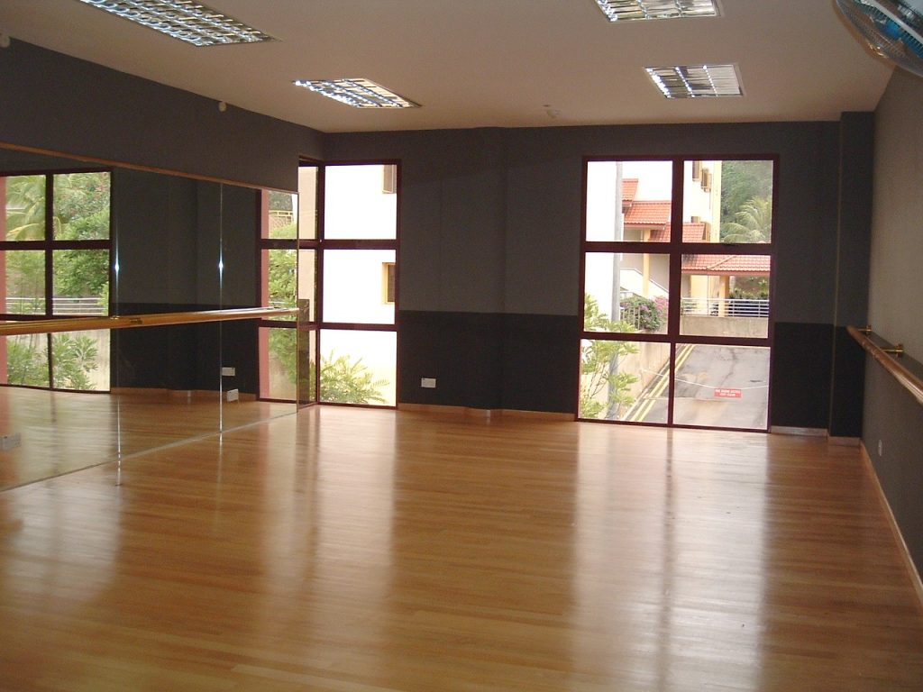 Dance Studio Why Have A Dance Room In A Home Spinarella