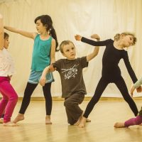 Effect Of Rhymes And Dance On kids