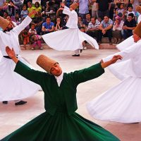 Whirling Dervish-The Art of Sufi Dance