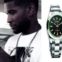 How Dance Celebrities Obsessed With Expensive Watches
