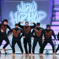 Dance competition shows In 2018