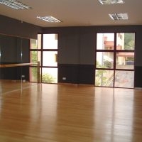 Dance studio: Why have a dance room in a home